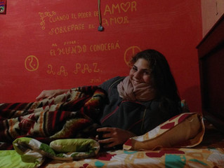 Kathrin Rief Voluntariado en Ecuador