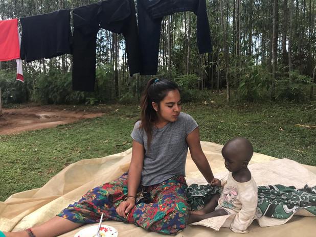 SARAH KENIA