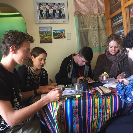 Quito clases de español