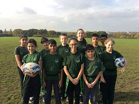 Tag Rugby Team _Wanstead Rugby Club_Nov.