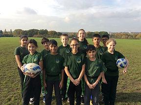 Tag Rugby Team _Wanstead Rugby Club_Nov.