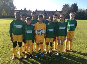 7-a-side football team _ Forest Academy_