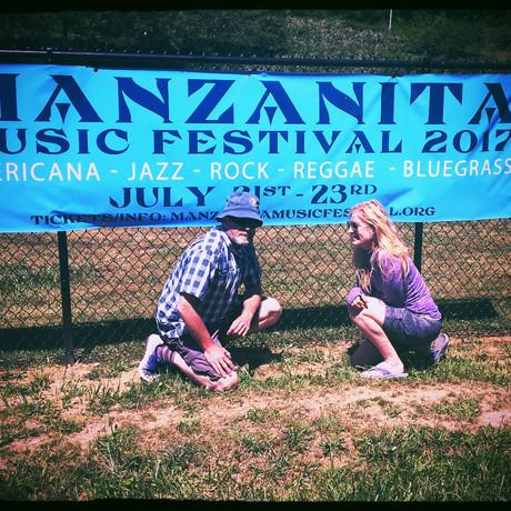 MANZANITA MUSIC FESTIVAL!!!
