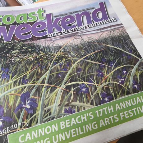 Coast Weekend Article