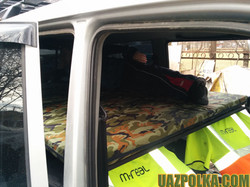 Полка Эконом New с лежанкой на ящиках стороннего производителя_11