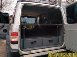 Полка Эконом New с лежанкой на ящиках стороннего производителя_05