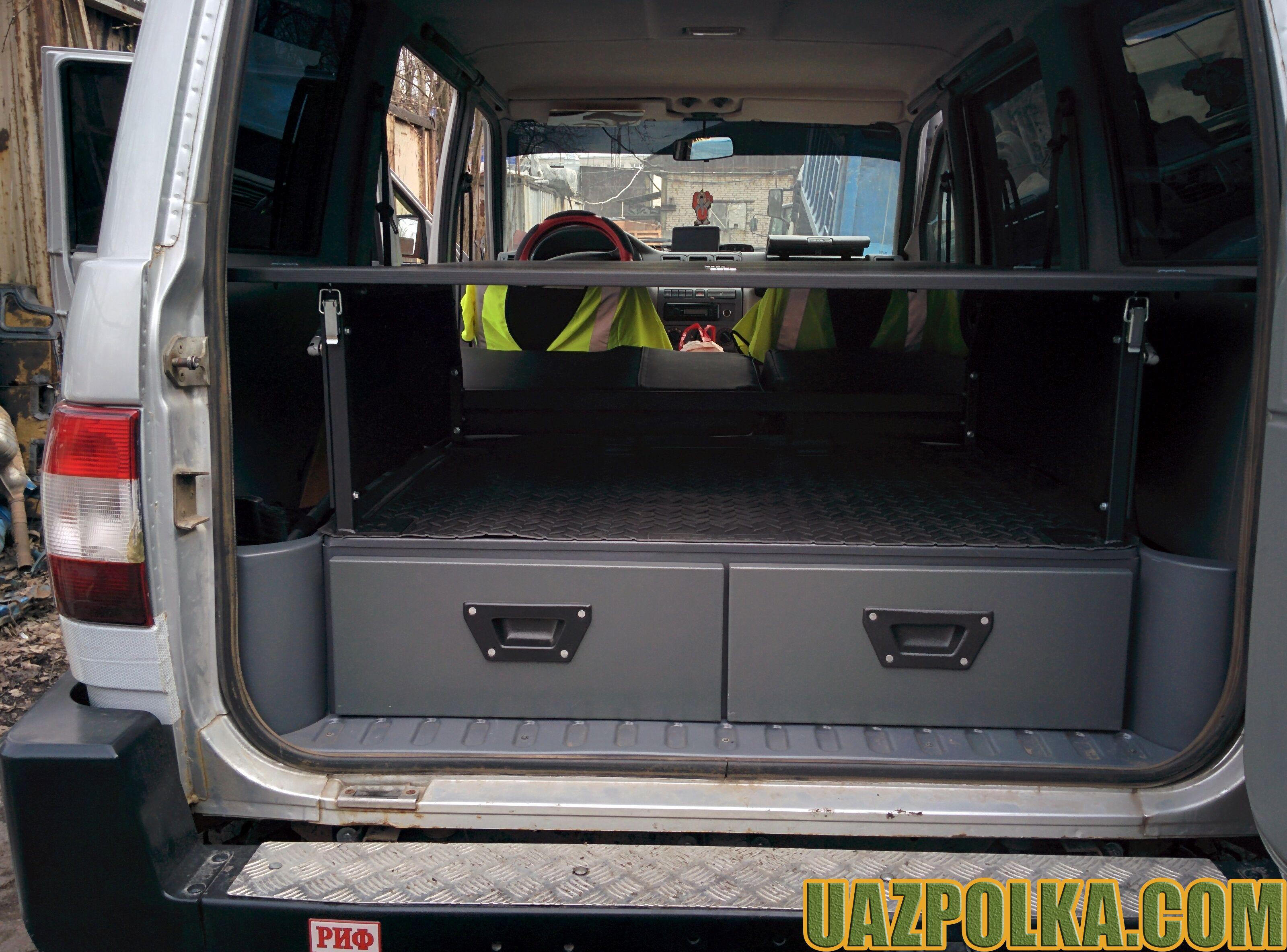 Полка Эконом New с лежанкой на ящиках стороннего производителя_03