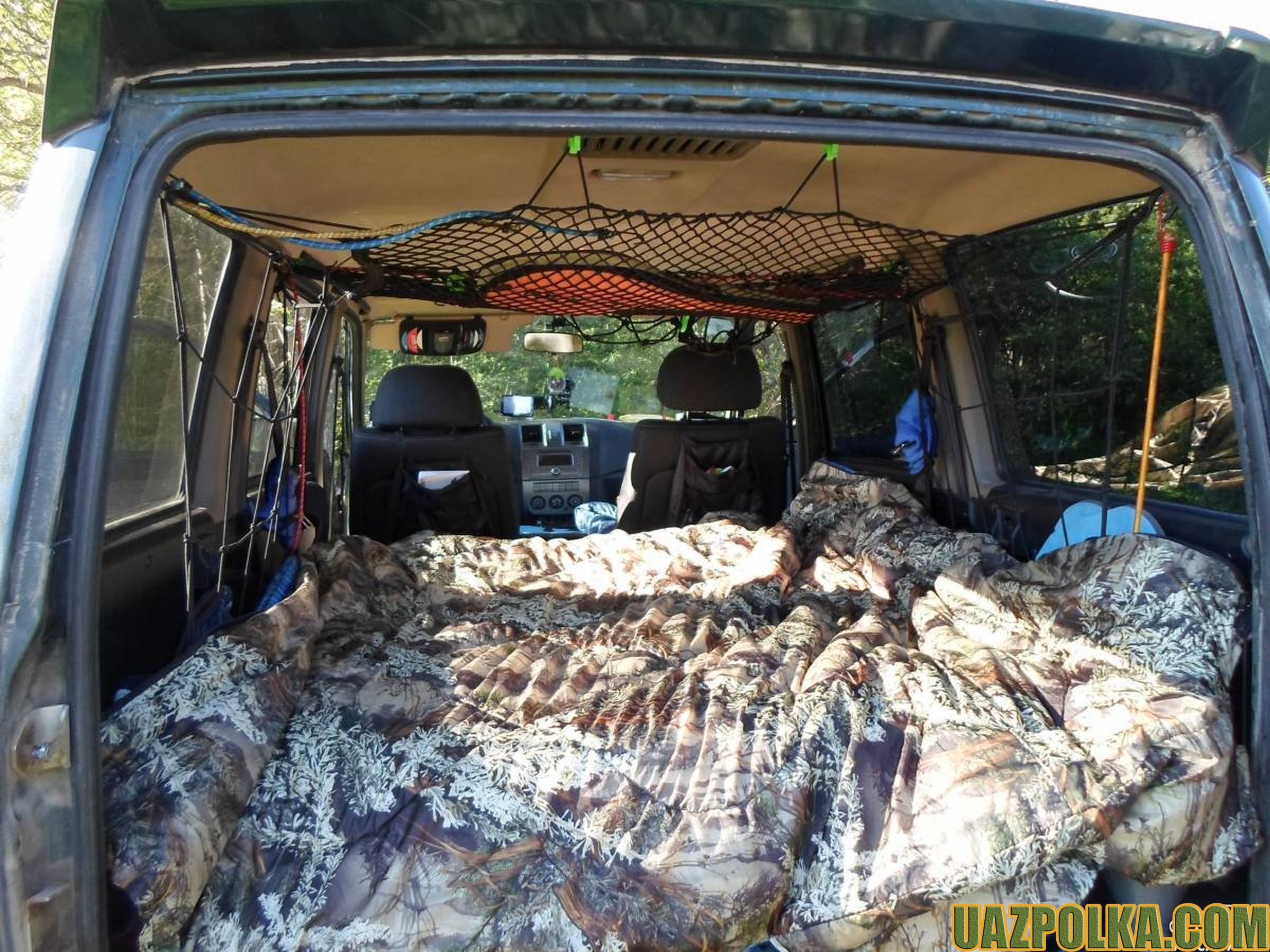 Спальник под газовый баллон 130 л_10