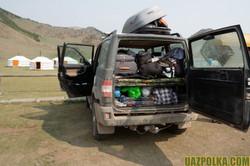 Экспедиция в Монголии