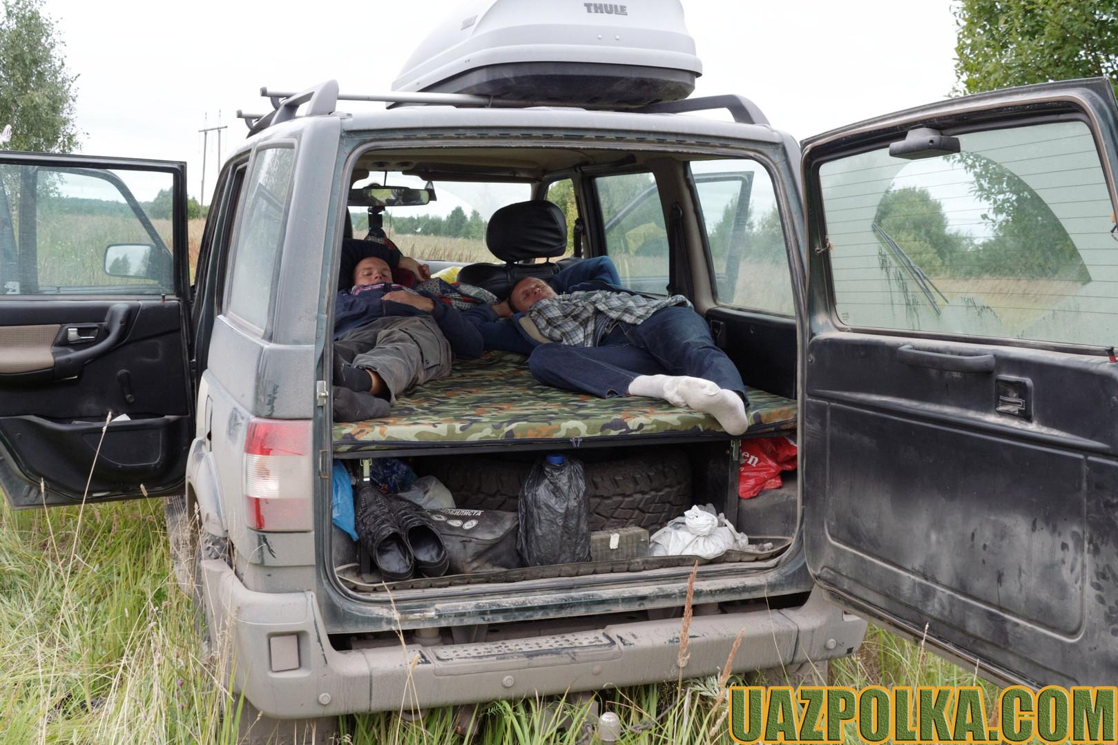 Спальник на УАЗ Патриот 2012 г.jpg