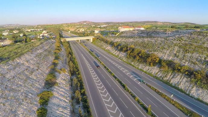 video informativo cobertura de autopistas europea