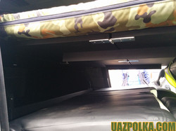 Полка Эконом New с лежанкой на ящиках стороннего производителя_10