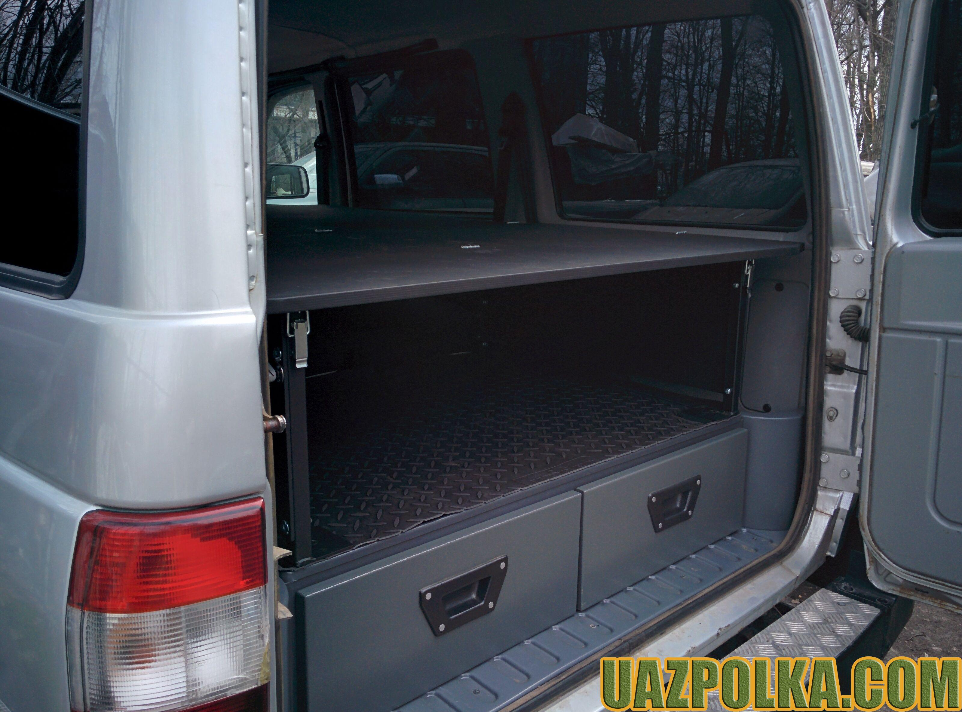 Полка Эконом New с лежанкой на ящиках стороннего производителя_06