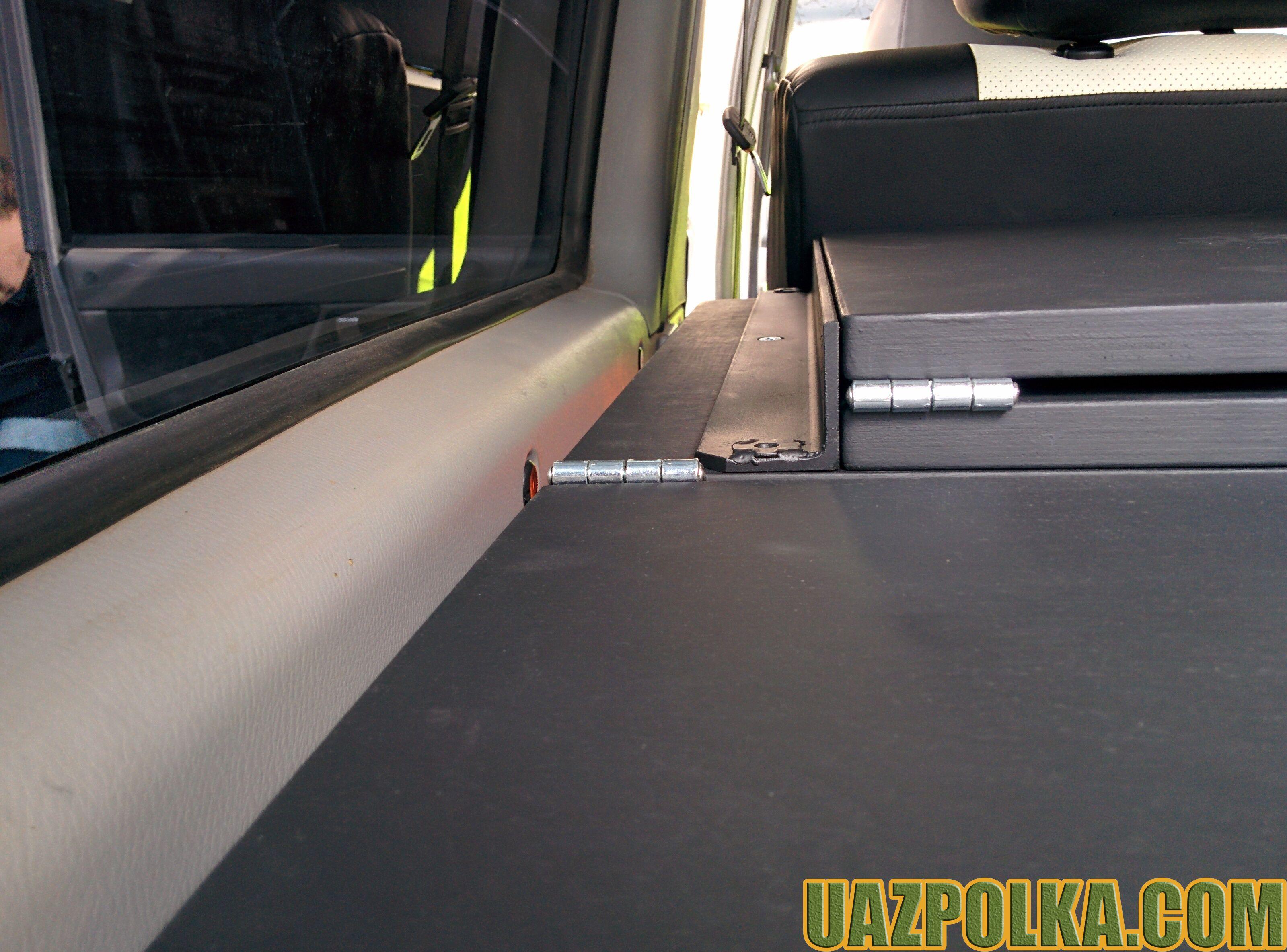 Полка Эконом New с лежанкой на ящиках стороннего производителя_19