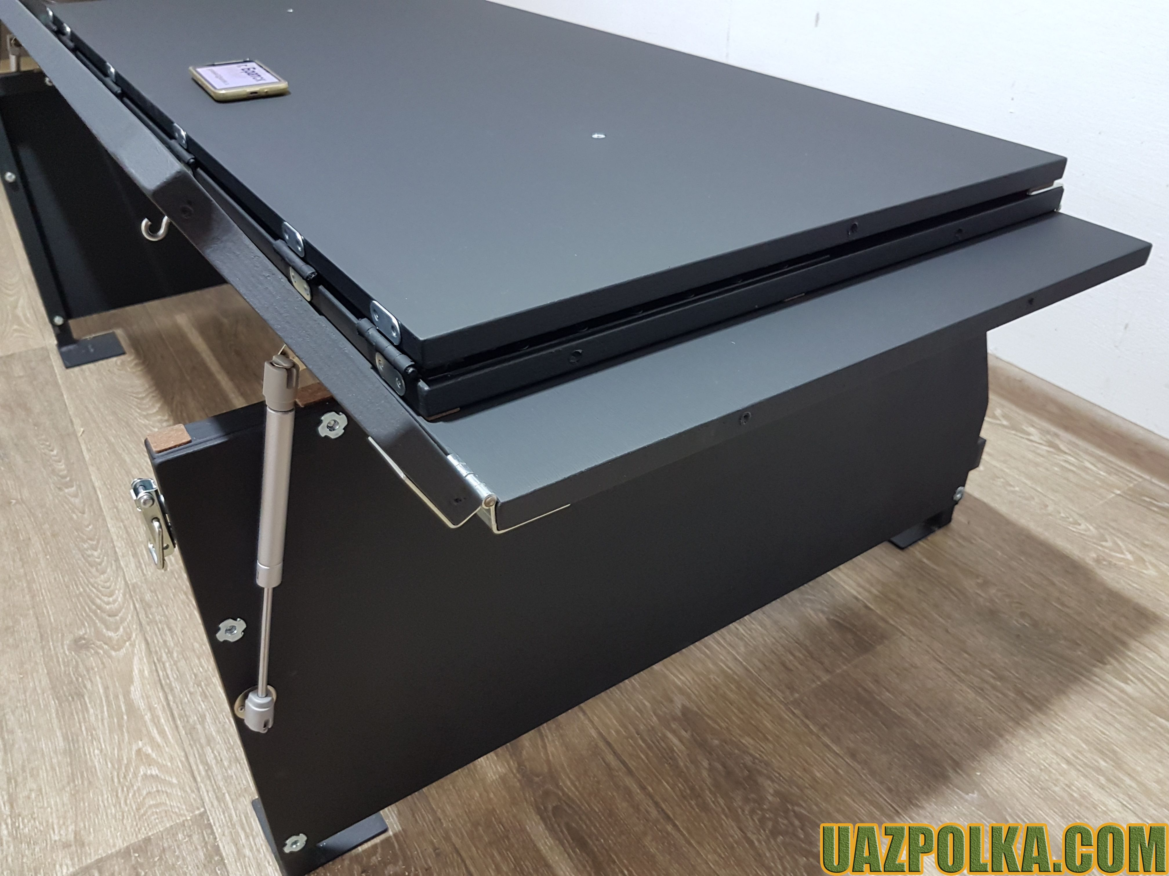 ГБО 420 (Рестайлинг)+леж.1,9м