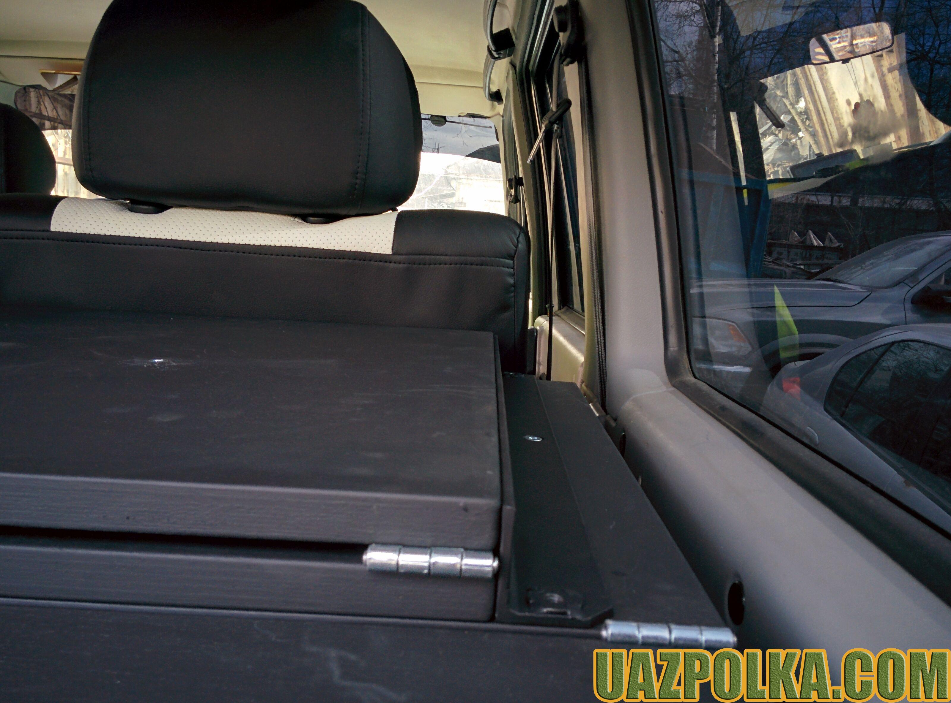 Полка Эконом New с лежанкой на ящиках стороннего производителя_20