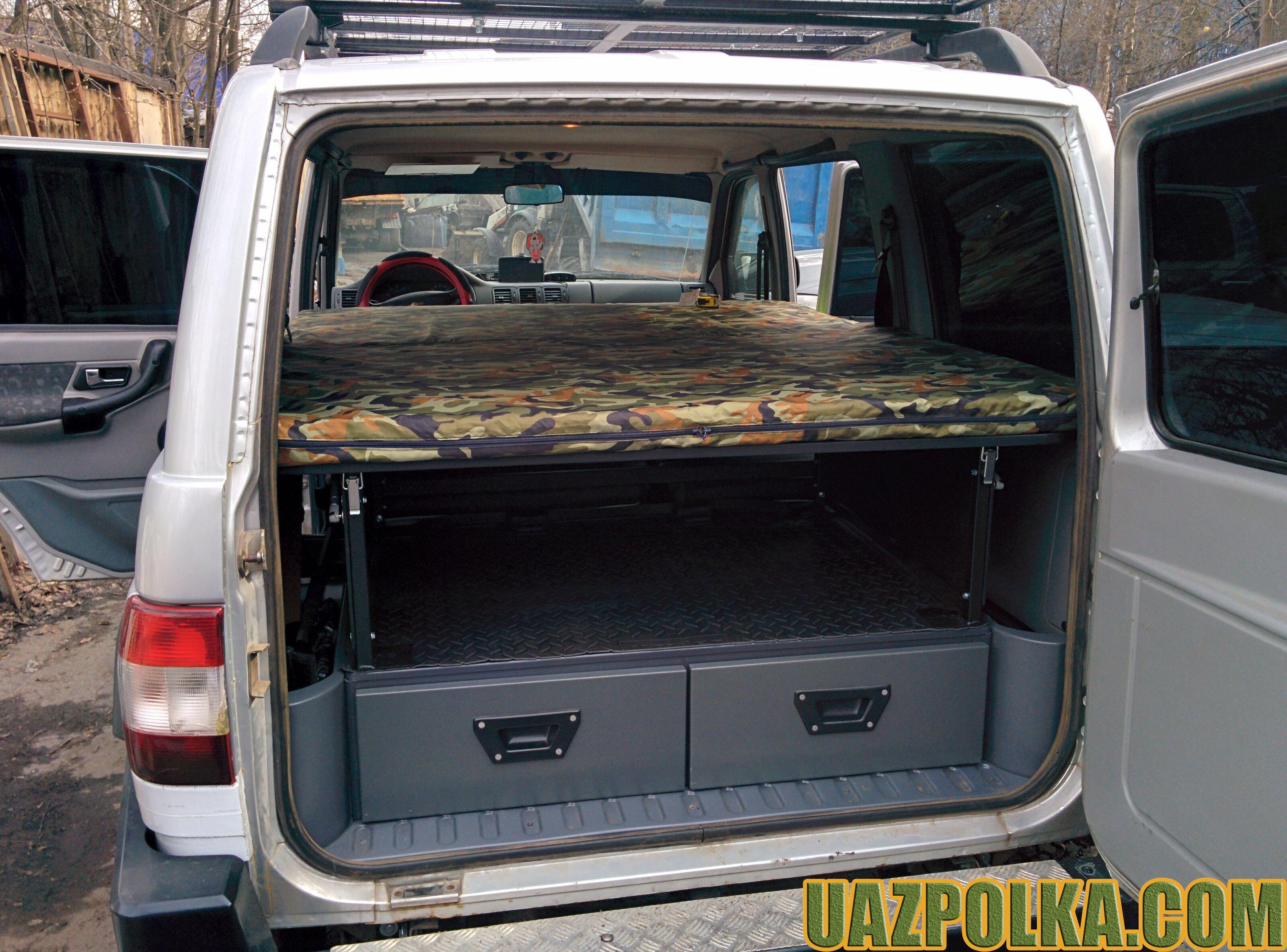 Полка Эконом New с лежанкой на ящиках стороннего производителя_08