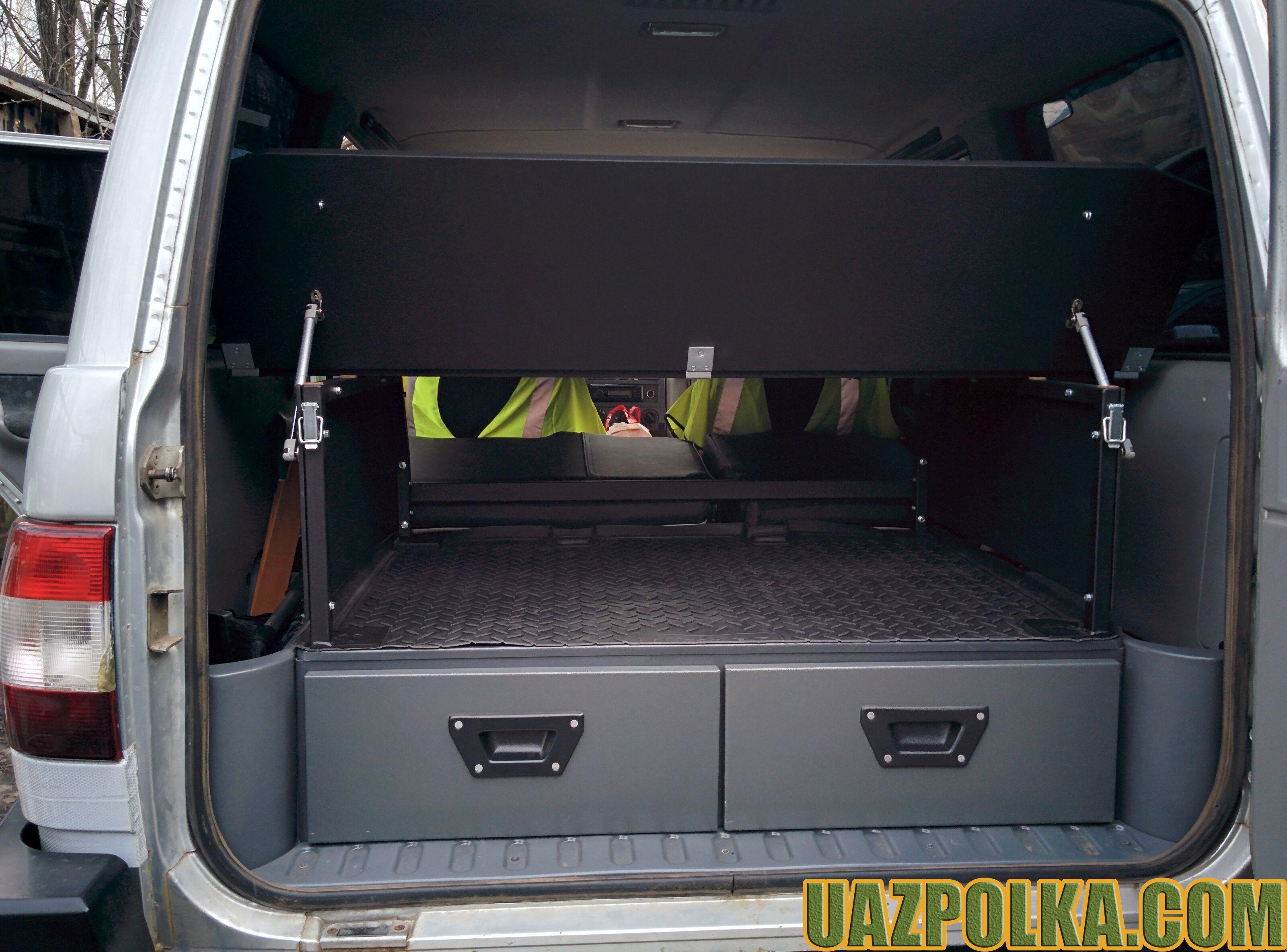 Полка Эконом New с лежанкой на ящиках стороннего производителя_07