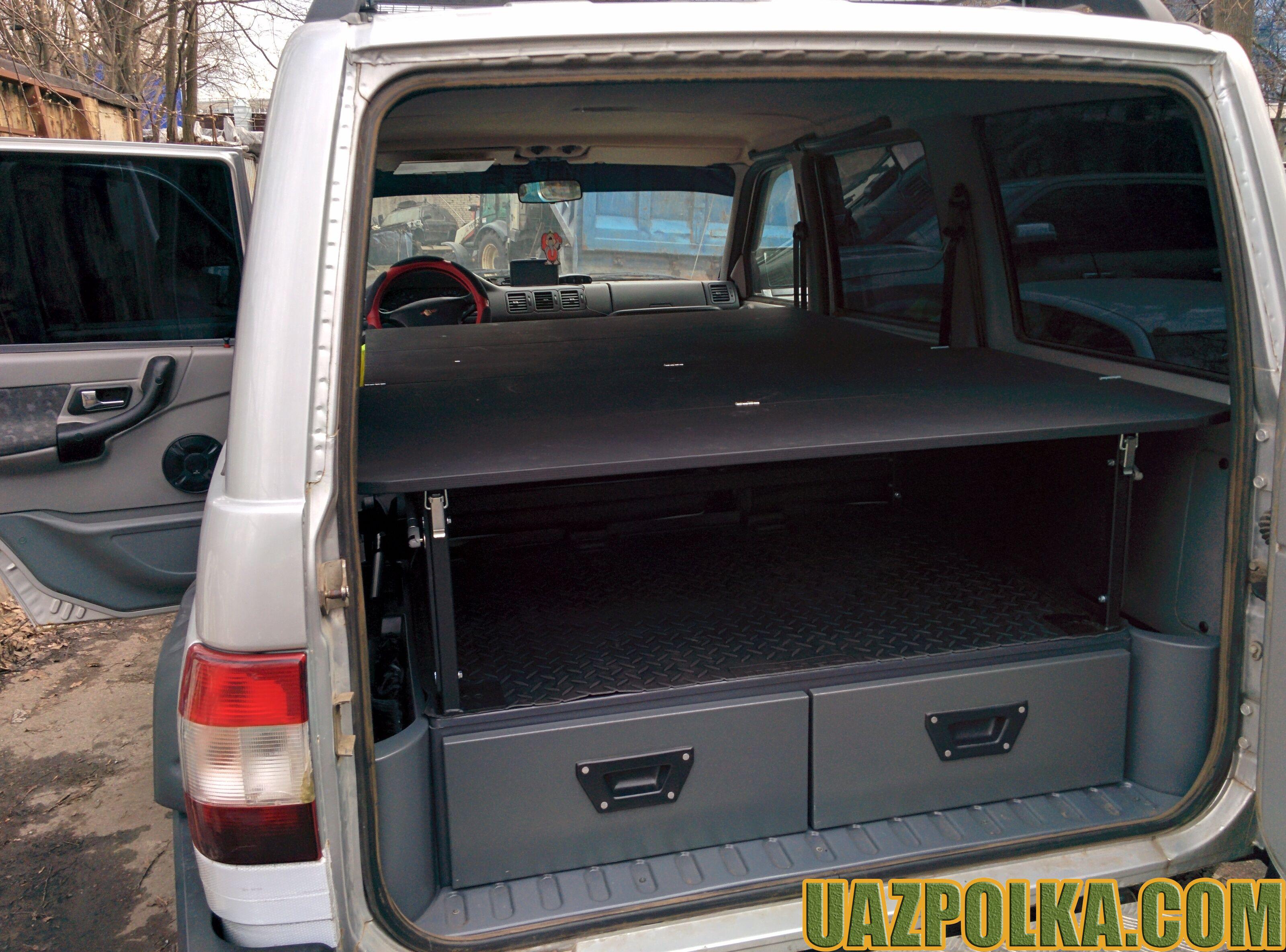 Полка Эконом New с лежанкой на ящиках стороннего производителя_04