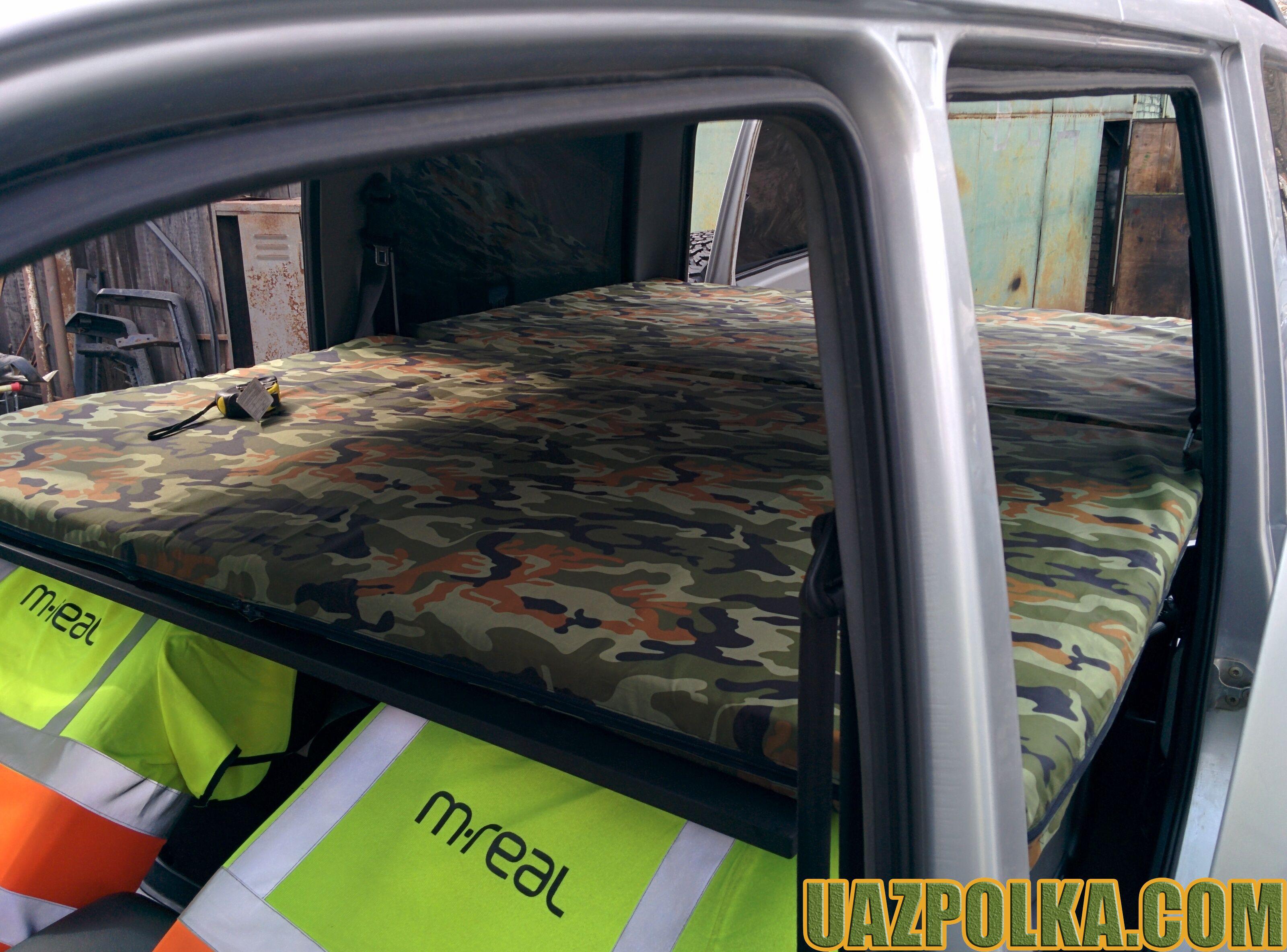 Полка Эконом New с лежанкой на ящиках стороннего производителя_09