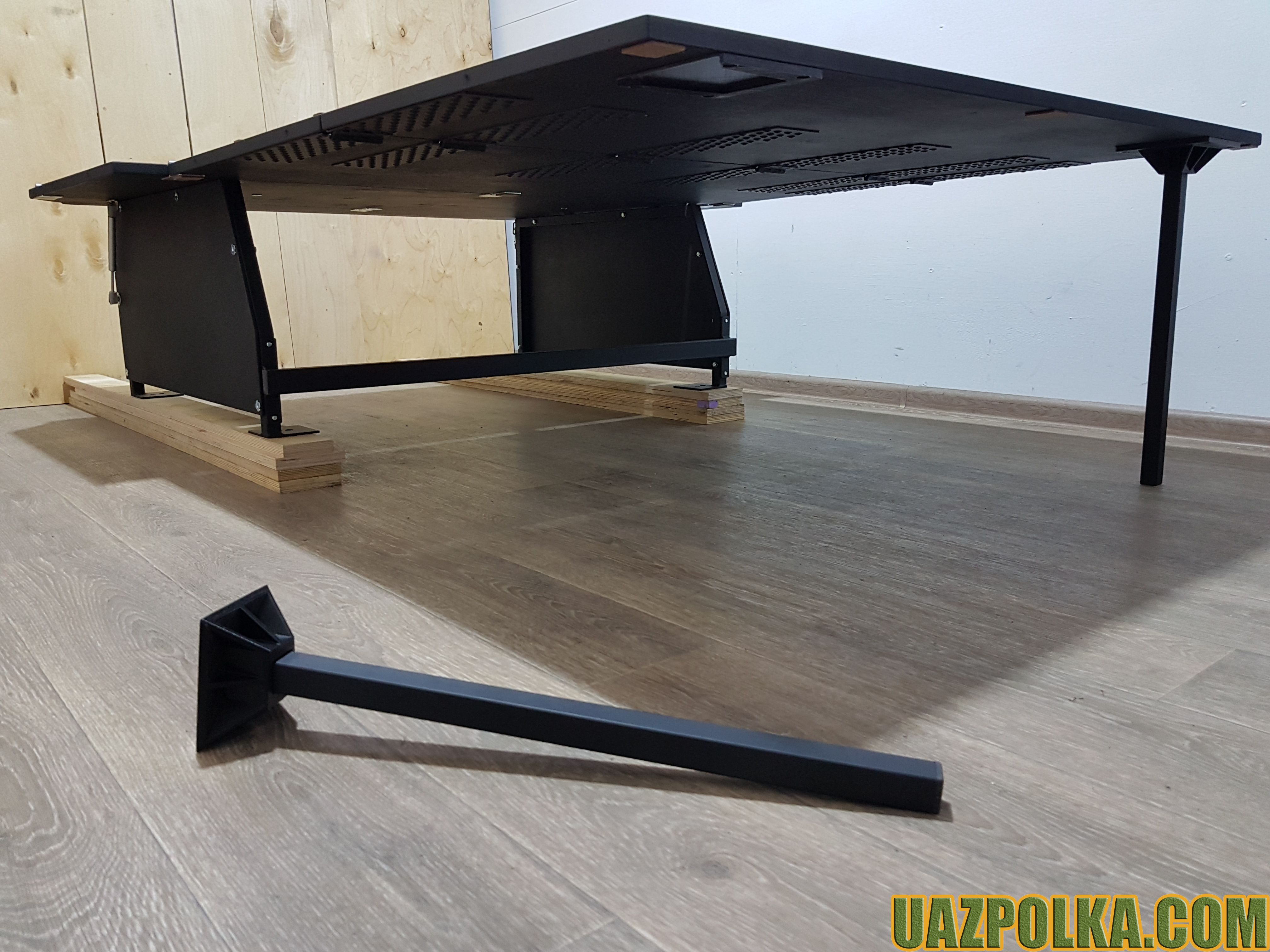 ГБО 420 (Рестайлинг)+леж.1,9м с газ