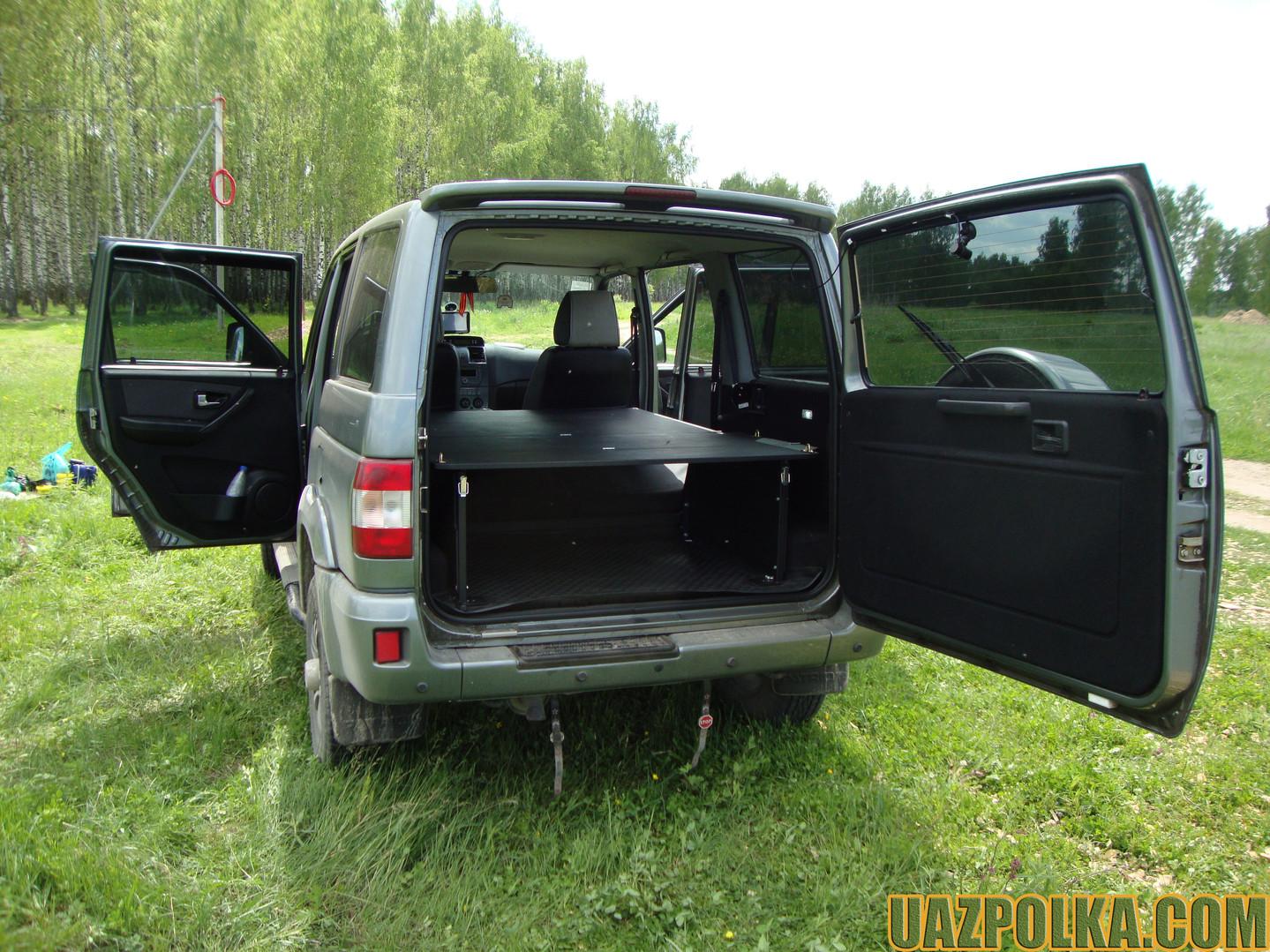 УАЗ Патриот с лежанкой_21.JPG
