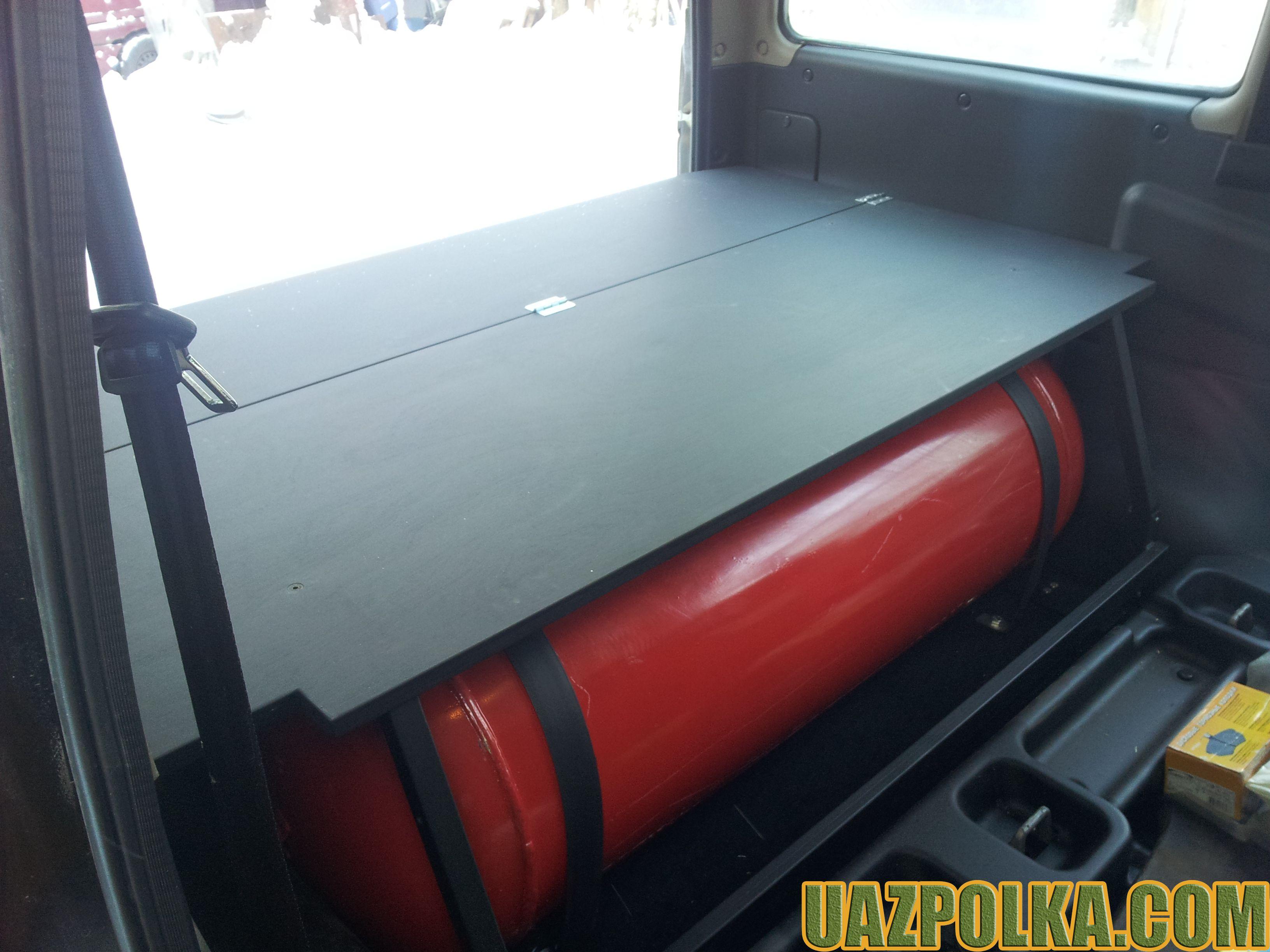 ГБО 420 и баллон 130 литров_01