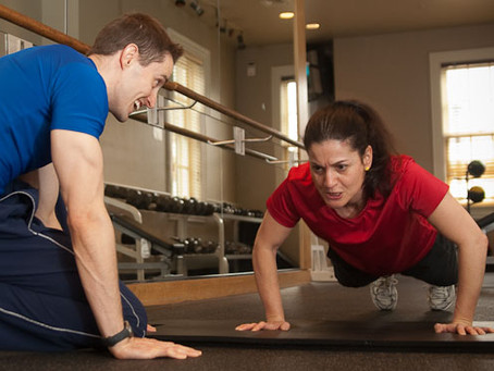 Four Tips for Finding a Good Personal Trainer
