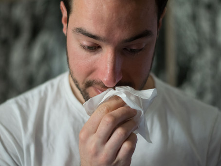 Why I'm Not Afraid of Germs...Including the Corona Virus