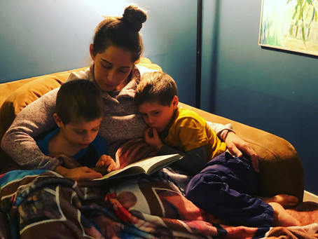 A Crash Course in Homeschooling...and Maintaining Your Sanity