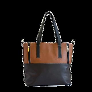 Florence Leather Tote Handbag
