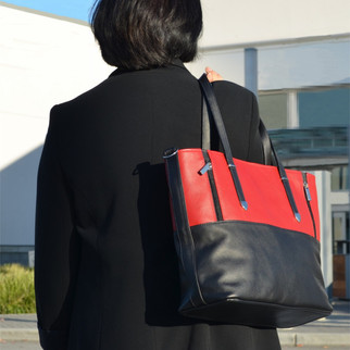 Flamenco Leather Handbag