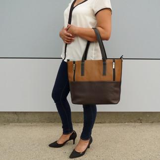 Florence - Spacious Leather Bag