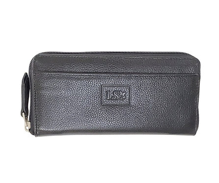 Lucia Black Wallet