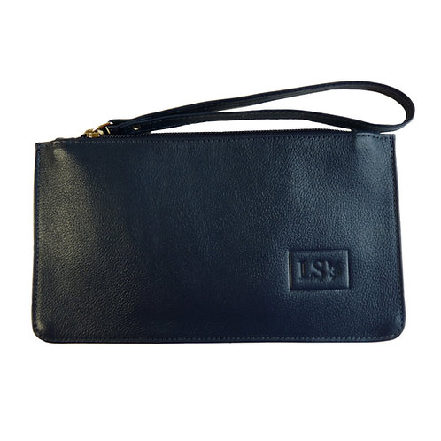 Nice Wristlet/Pouch in Black