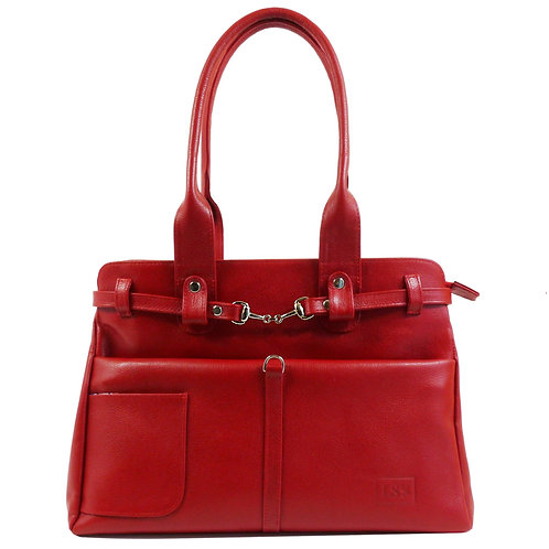 Red Leather Purse Canada