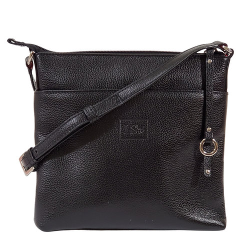 Joy Crossbody Bag in Black