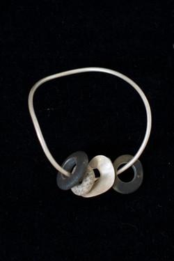 Minneapolis stone bracelet