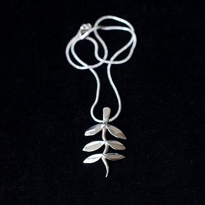 Six Leaf Pendant