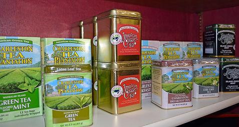 Charleston Tea