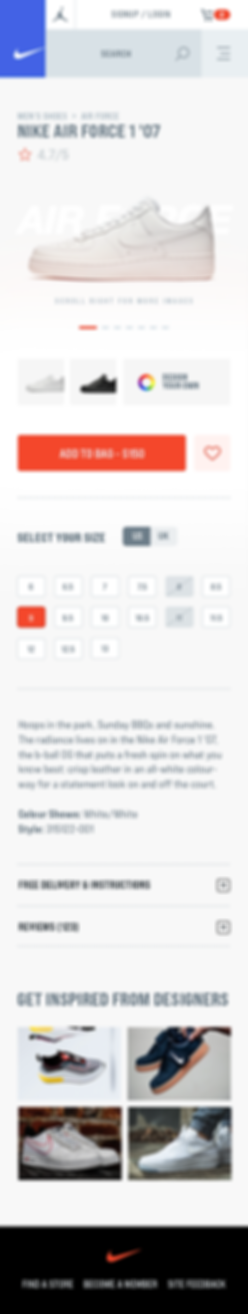 Mobile - Nike Product Page Redesign.png