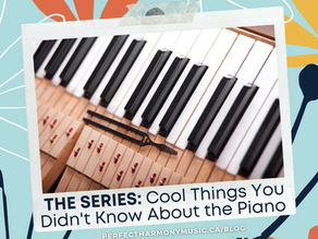 Here are Some Interesting Things You Didn't Know About the Piano