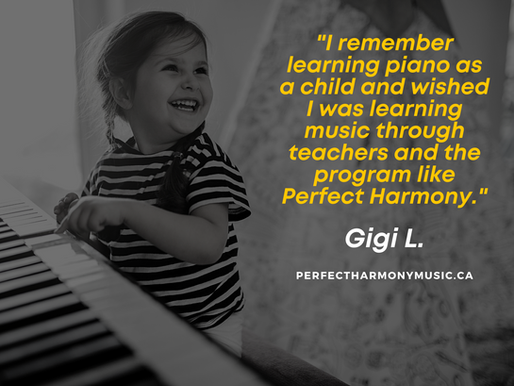 The Benefits of Learning Music At An Early Age