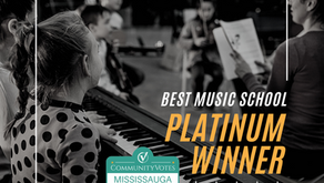 Perfect Harmony Music Studio is Mississauga's Choice for Group Music and Private Lessons