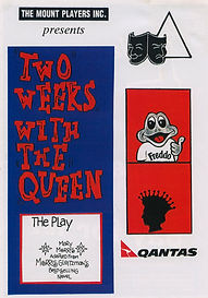 1998 Two Weeks with the Queen Cover.jpg