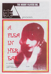 2000 Nov-Dec A Flea in Her Ear 1 Cover.j