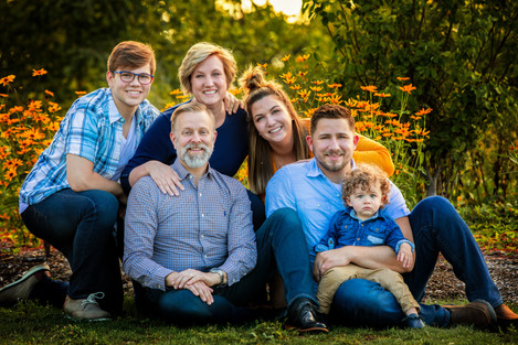 End of summer family shoot.