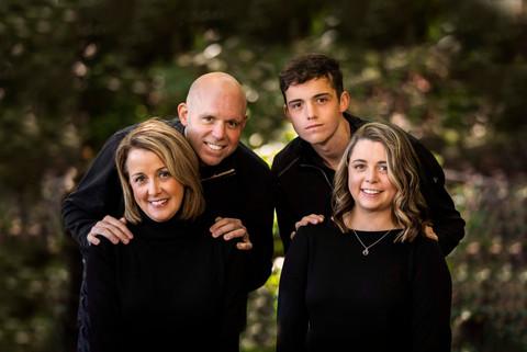 Summer family photo shoot.