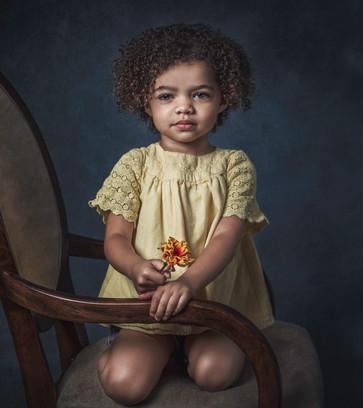 Fine Art Childrens portraits