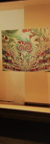 Kabuki Master [100 x 80 cm]
